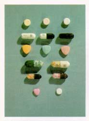 Meth pills