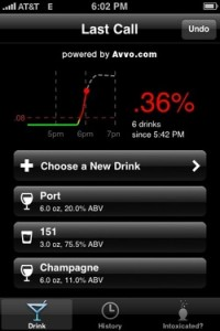 last call alcohol app