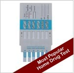 multi panel drug test