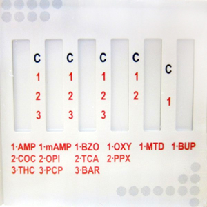 13 panel urine drug test icup